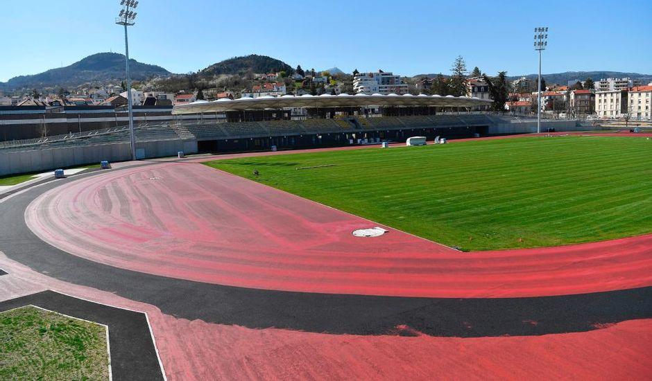 Inauguration du Stade Philippe Marcombes