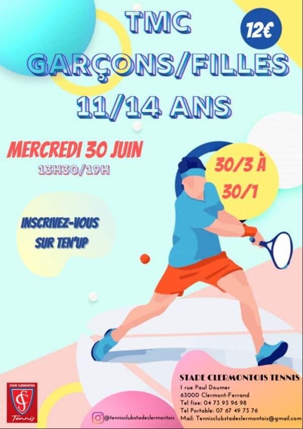 TMC Garçons / Filles 11-14 ans