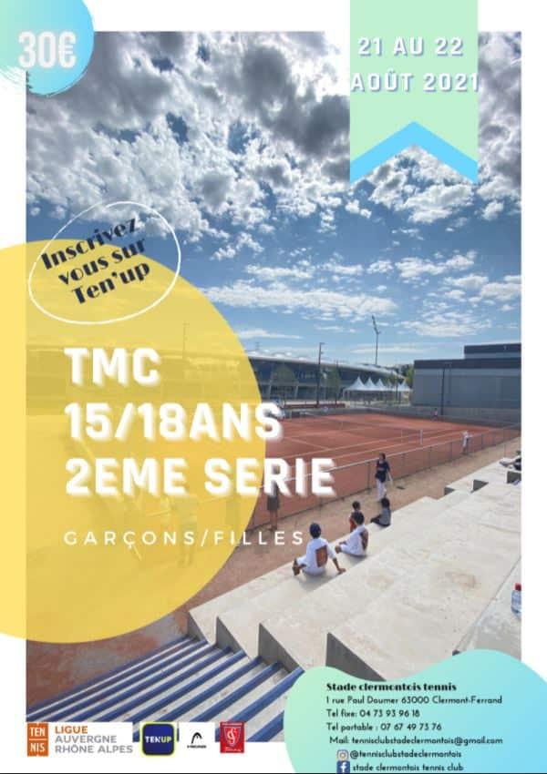 TMC Garçons / Filles 15 – 18 ans (2ème série)